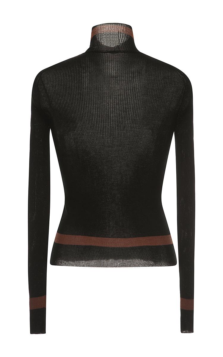 Lightweight Cashmere Sweater by Salvatore Ferragamo | Moda Operandi