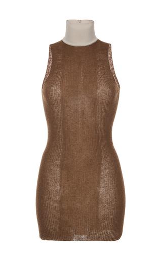 Sleeveless Wool Turtleneck Knit by MARNI Now Available on Moda Operandi