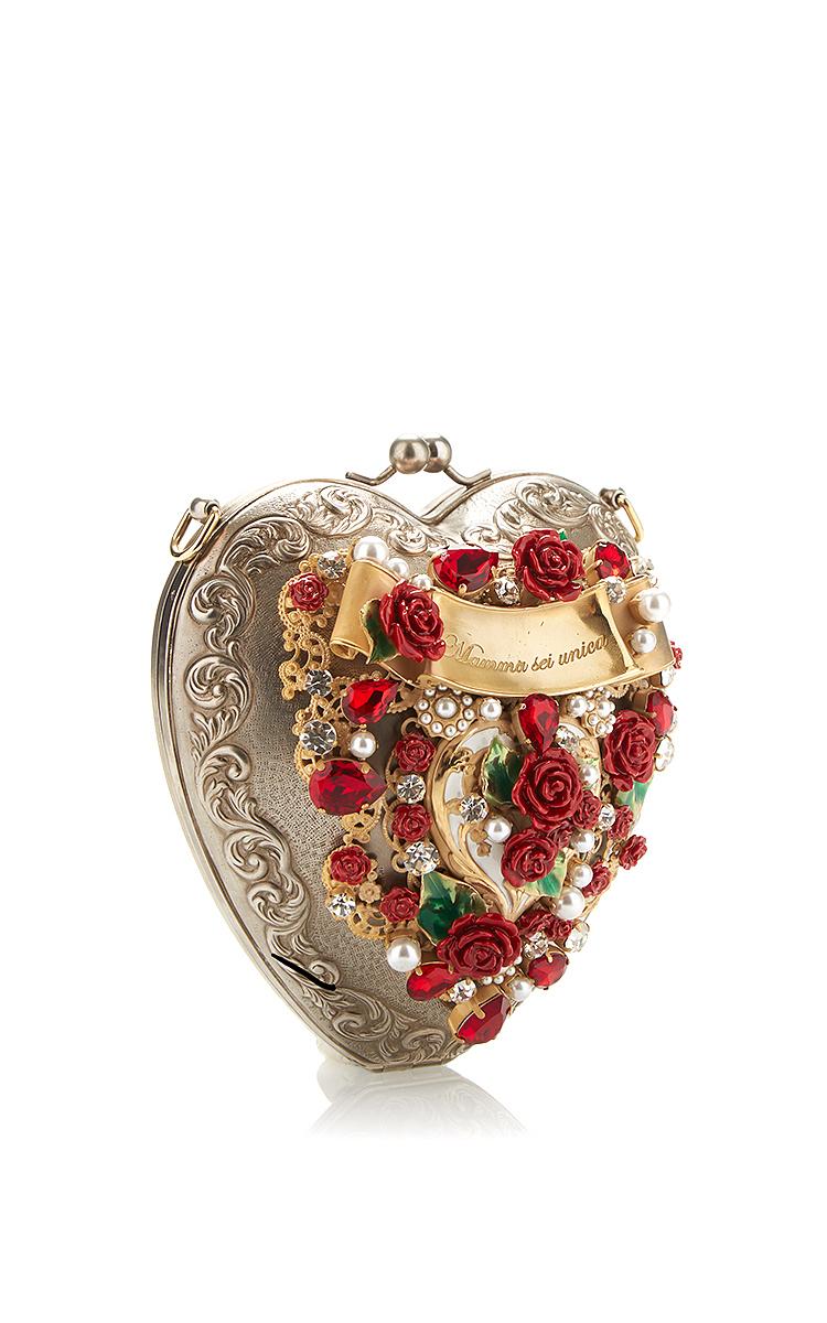 c903ecf8a9 Dolce   GabbanaSacred Heart Evening Bag. CLOSE. Loading. Loading