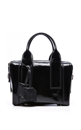 Medium pierre hardy black bandit small in black