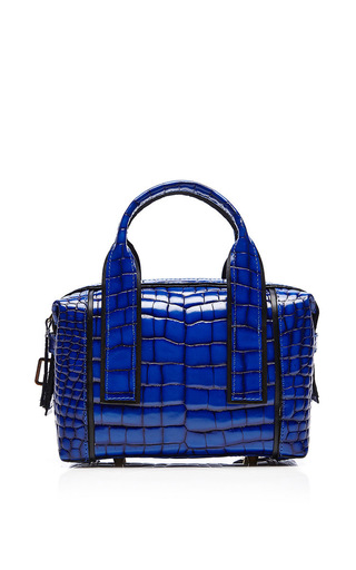 Medium pierre hardy blue mini bandit in blue