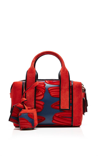 Medium pierre hardy red mini bandit in multi red
