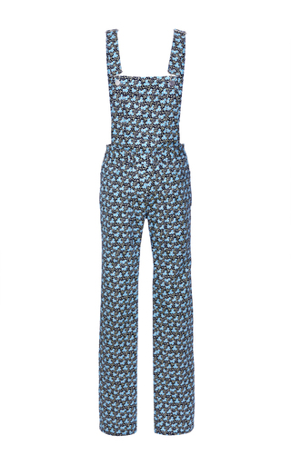 Medium philosophy di lorenzo serafini print cotton twill overall