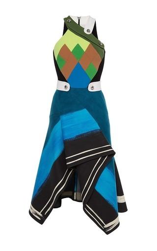 Maya Dress by PETER PILOTTO Now Available on Moda Operandi