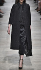 Nigel Chrysanthemum With Embroidered Swallows Knot Skirt by ROCHAS for Preorder on Moda Operandi