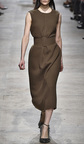 Doubleface Boiled Cashmere Shift Dress by ROCHAS for Preorder on Moda Operandi
