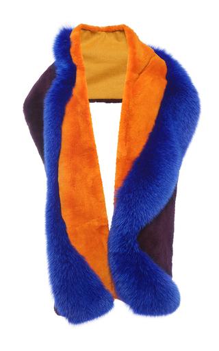Medium roksanda ilincic multi orche latham scarf