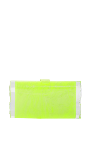 Lara Backlit Neon Clutch by EDIE PARKER Now Available on Moda Operandi
