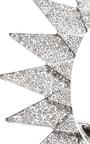 Diamond Sun Ear Cuff by RUNA Now Available on Moda Operandi