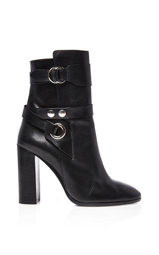 Medium isabel marant black aspeyn boot