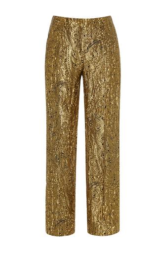 Medium no 21 gold penelope pant