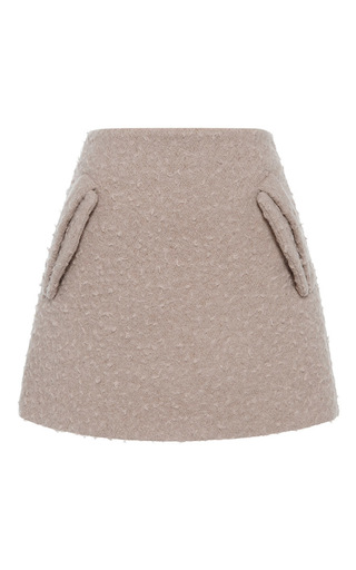 Medium no 21 brown beige gioia skirt