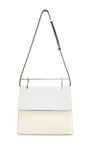 La Collectionneuse Shoulder Bag In Calf Leather by M2MALLETIER Now Available on Moda Operandi