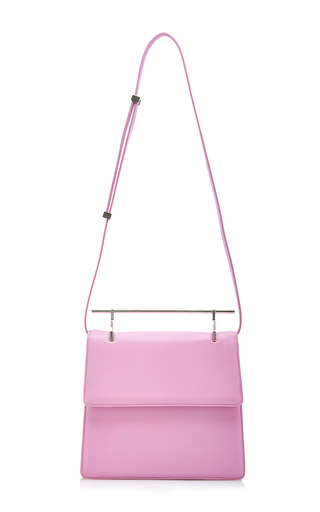 La Collectionneuse Cross Body Leather Bag by M2MALLETIER Now Available on Moda Operandi
