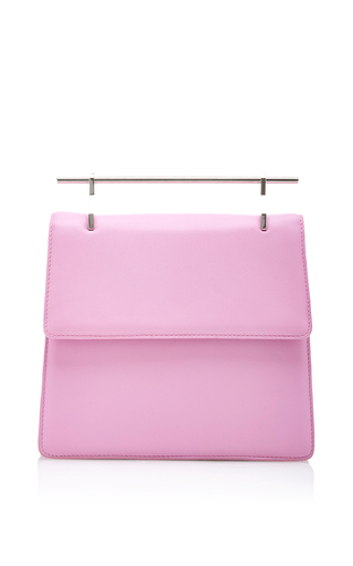 Medium m2malletier pink la collectionneuse cross body bag