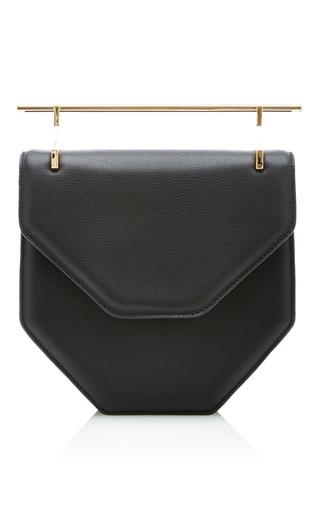 Medium m2malletier black amorfati cross body bag