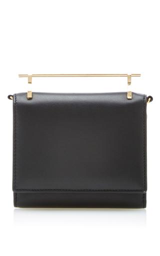 Medium m2malletier black cabria wallet