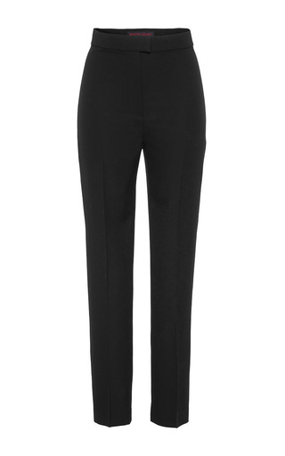 Medium martin grant black cigarrette cropped pants