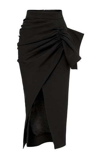 Medium maticevski black tempest skirt