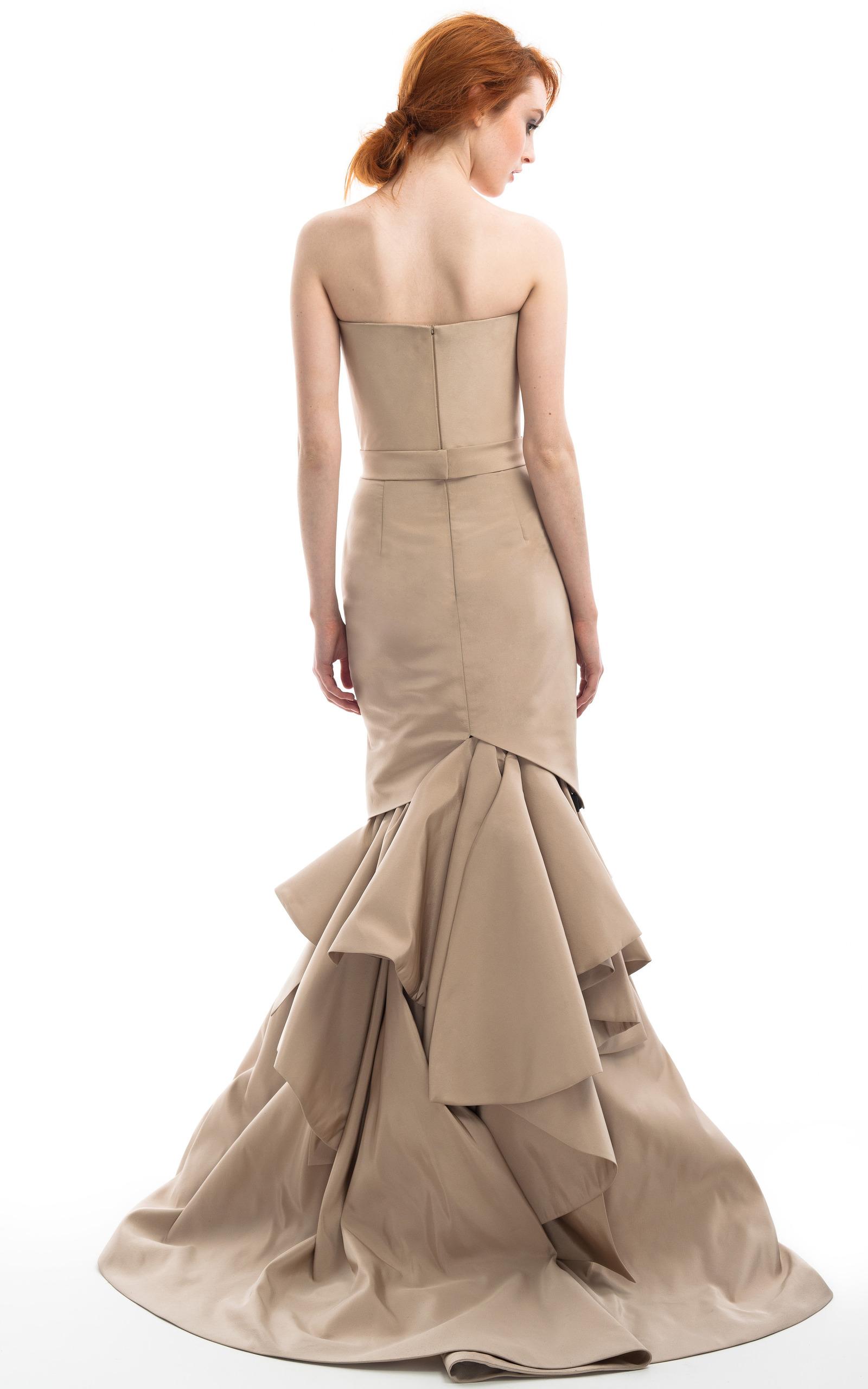 Origami Drape Gown by J. Mendel | Moda Operandi