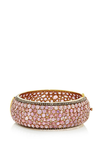 Medium lauren craft collection pink one of a kind nizam bracelet