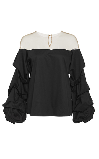 Medium johanna ortiz black moe shirt