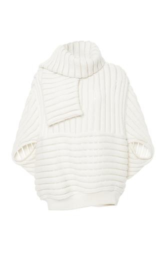 Medium johanna ortiz white suzu wool sweater