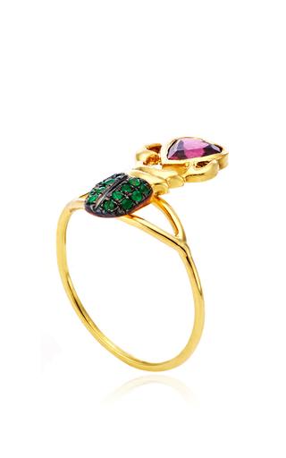 Khepri Ring by DANIELA VILLEGAS for Preorder on Moda Operandi