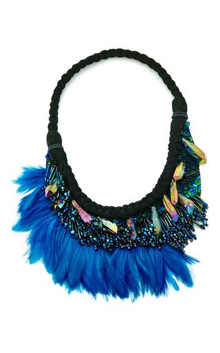 Medium mignonne gavigan blue najlah necklace