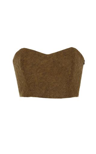 Medium kalmanovich metallic wool corset