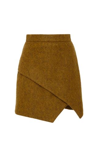 Medium kalmanovich metallic mohair skirt