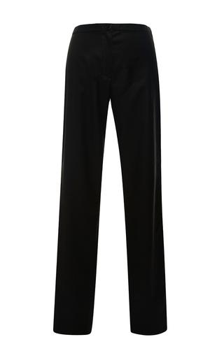 Medium perret schaad black vincent trousers