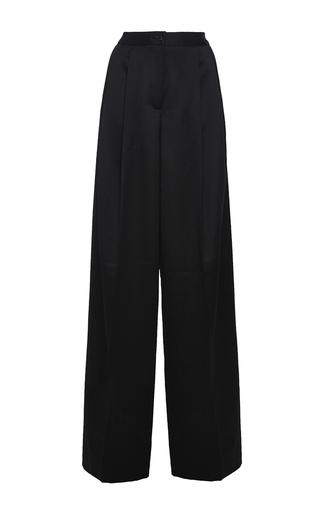 Medium perret schaad black karim trousers