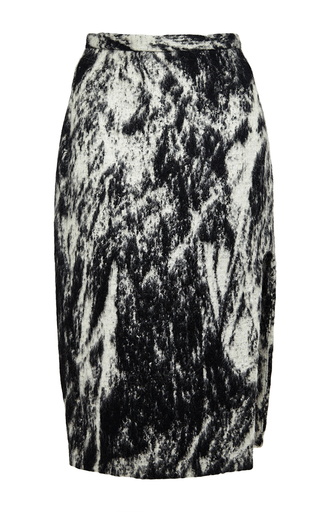 Medium perret schaad print printed ethan skirt