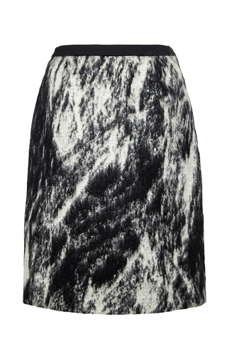 Medium perret schaad print joris skirt