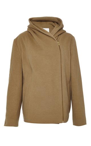 Medium perret schaad brown kasimir jacket