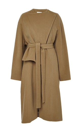 Medium perret schaad brown thai coat