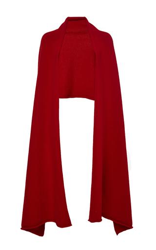 Medium perret schaad red red cam scarf