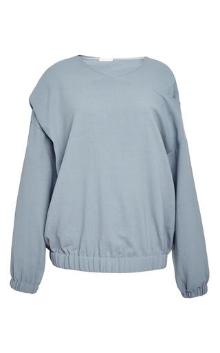 Medium perret schaad blue joseph blouse