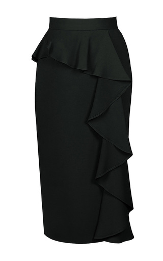 Medium lena hoschek black black biennale skirt
