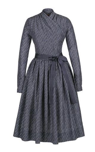 Medium lena hoschek blue blue note dress