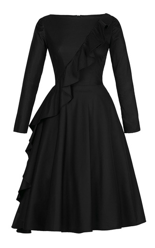 Medium lena hoschek black black gallery dress
