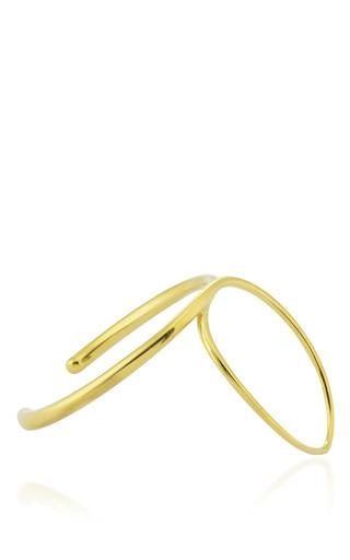 Medium charlotte chesnais gold bond bracelet