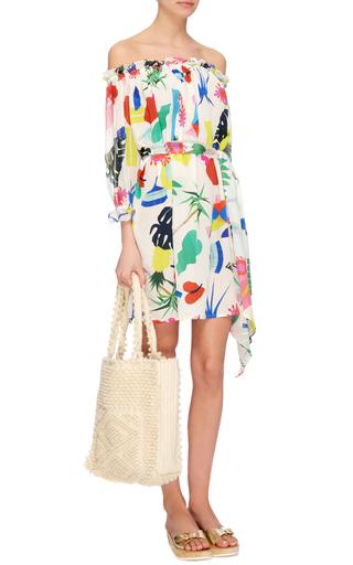 Liscia Handwoven Tote by ANTONELLO Now Available on Moda Operandi