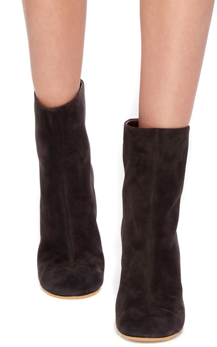 isabel marant black boots