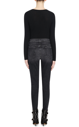 Runaway Skinny Jeans by GENETIC LOS ANGELES Now Available on Moda Operandi
