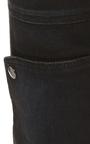 Biker Skinny Slouch Jeans by GENETIC LOS ANGELES Now Available on Moda Operandi