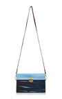 Large Trunk Halfhalf Marbled Purse  by EDIE PARKER Now Available on Moda Operandi