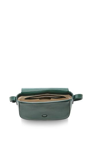 Moss Calf Leather Crossbody by MANSUR GAVRIEL Now Available on Moda Operandi