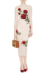 Wood And Leather Floral Painting Box Bag by DOLCE & GABBANA Now Available on Moda Operandi
